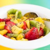 Not just one more fruit salad… – Κάτι παραπάνω από μια απλή φρουτοσαλάτα …