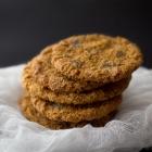 Μπισκότα με κουρκουμά και άλλα μπαχαρικά