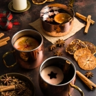 Mulling Spices Mix & Mulled Wine