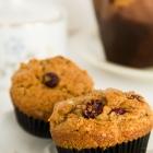 Dried Fruit Muffins (St. Fanourios Cake)