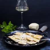 Homemade Ravioli – Σπιτικές Ραβιόλες με Χαλούμι
