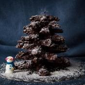 Christmas Chocolate Tree – Χριστουγεννιάτικο Σοκολατένιο Δεντράκι