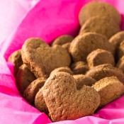 Vegan Whole Wheat Wine Cookies – Κουλούρια Ολικής με Κρασί και Ζάχαρη Καρύδας