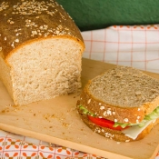 Σπιτικό Ψωμί για Τοστ – Homemade Sandwich Bread
