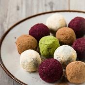 Μπαλίτσες Ενέργειας με Yπερτροφές – Superfoods Energy Balls