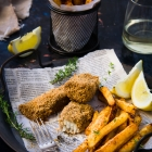 Υγιεινά Fish & Chips