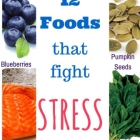 12 Foods that Fight Stress