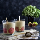 Fig & Pistachio Smoothie
