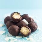 Μπουκιές με Σοκολάτα & Καρύδα, τύπου Bounty