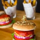 Πικάντικο Burger με Κοτόπουλο