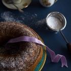 Κέικ με Χουρμάδες και Καρύδια