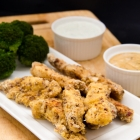 Κοτόπουλο Τηγανητό… στο Φούρνο