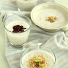 Ρυζόγαλο με Γάλα Καρύδας και Καστανό Ρύζι