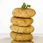 Healthy Homemade Falafel