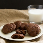 Super Healthy Chocolate Chip Cookies