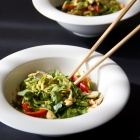 Pad Thai with Zucchini Noodles
