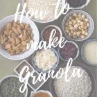 Tip 5: How to make Granola