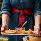 Healthy Honey Pies (Melopites)