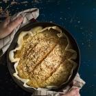 Ψωμί με Κουρκουμά & Καρδάμωμο