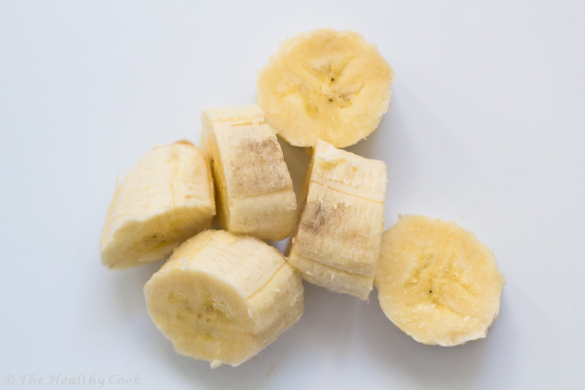 Banana, Strawberry & Flaxseed Smoothie – Smoothie με μπανάνα, φράουλα και λιναρόσπορο
