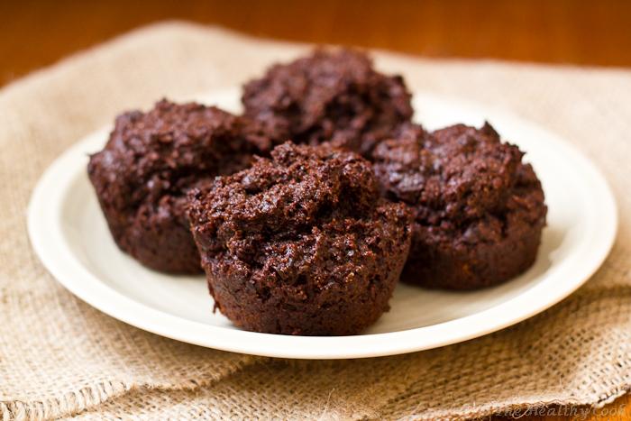 Low fat Chocolate Chip Muffins – Σοκολατένια muffins ….. διαίτης