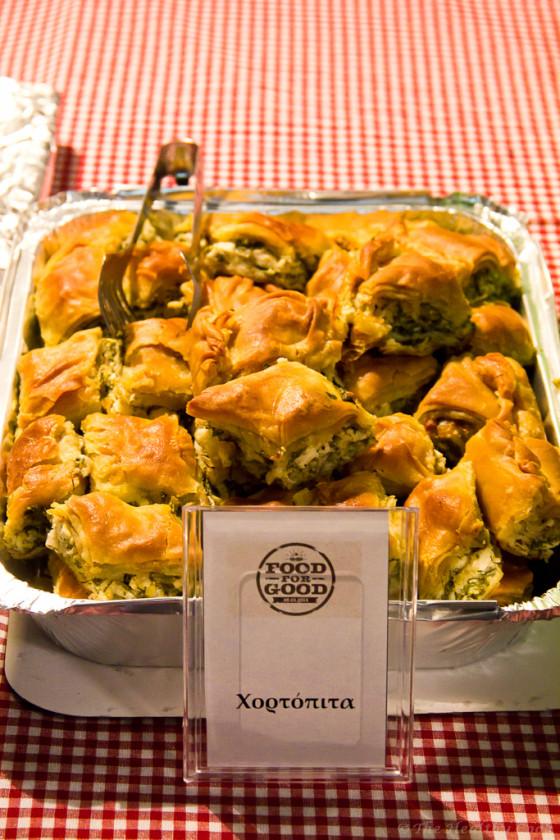 Ρεπορτάζ από το Food4Good και το Κυριακάτικο Τραπέζι – A commentary from the latest Food4Good and the Sunday 's Gathering