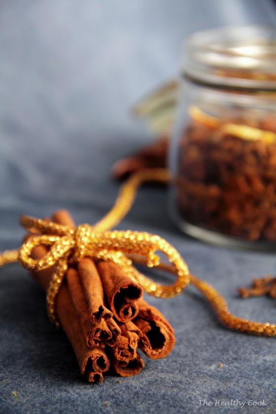 Mulling Spices & Mulled Wine or Drink – Μπαχαρικά για Ζεστό Αρωματικό Κρασί η Ρόφημα