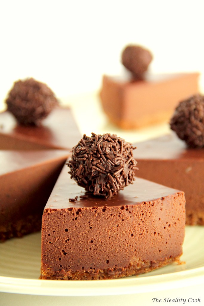 Chocolate, Coconut & Chestnut Torte – Τούρτα με Σοκολάτα, Καρύδα & Κάστανα