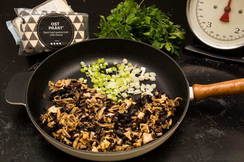 #recipe, #appetizers, #mushrooms, #fingerfood