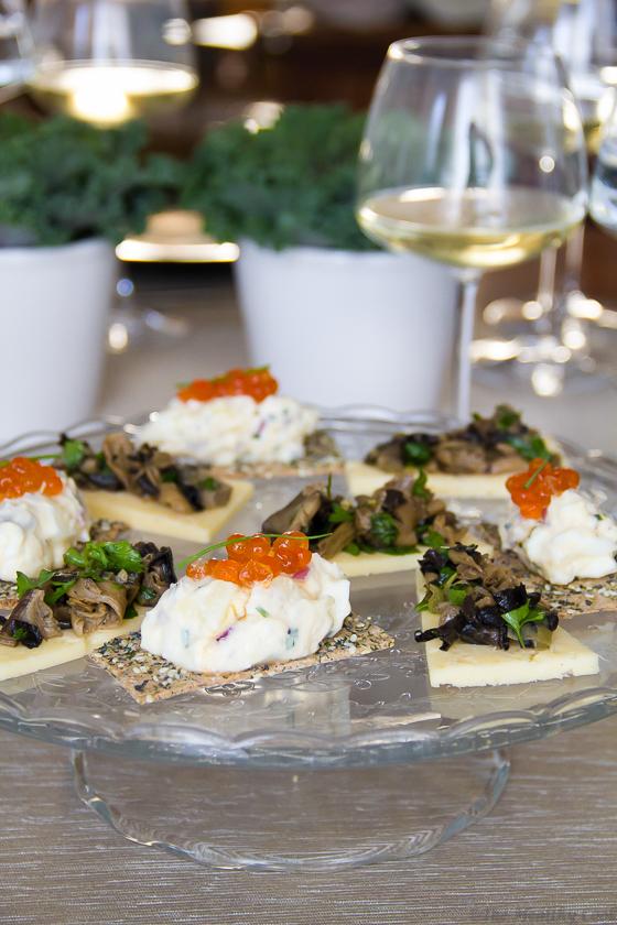 #appetizers, #canapés, #fingerfood, #herring, #recipe, #potatosalad