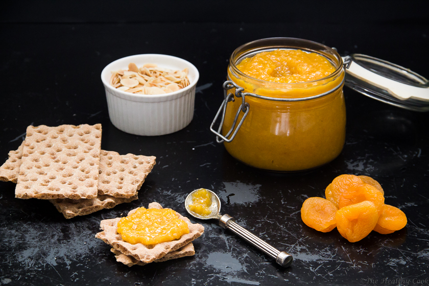 #apricots, #jam, #driedapricots, #healthy,#no addedsugar