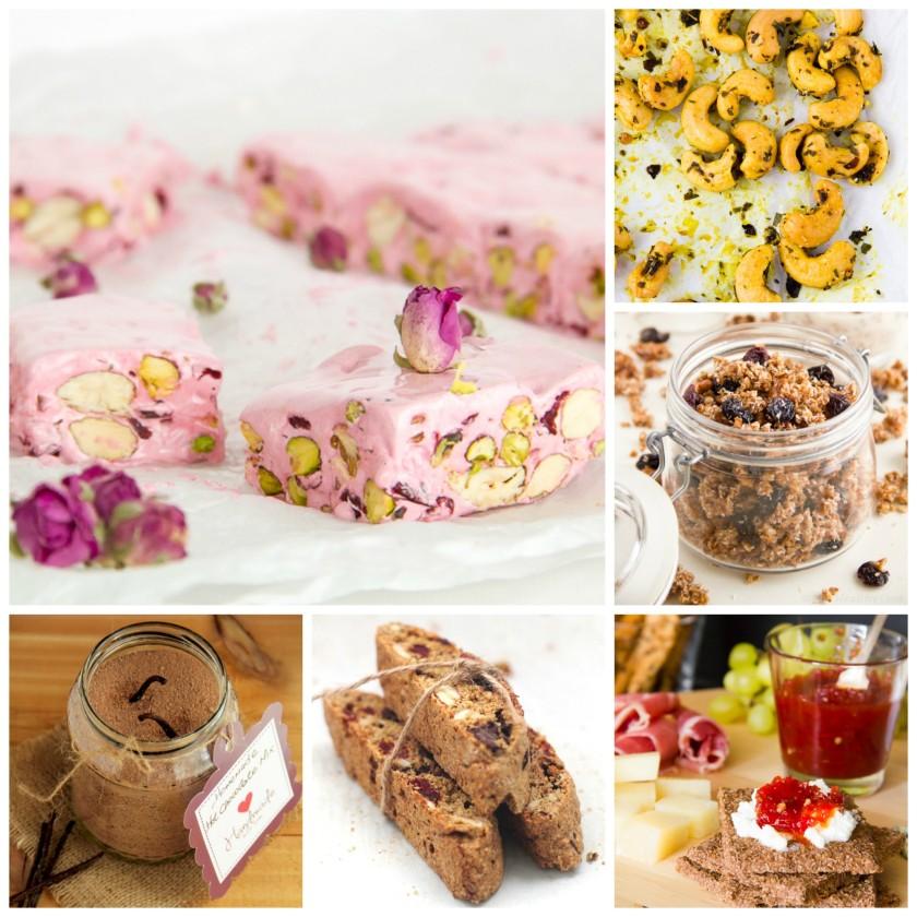 Προτάσεις για χειροποίητα βρώσιμα δώρα για να προσφέρετε στους αγαπημένους σας - Homemade edible gifts ideas to offer your loved ones