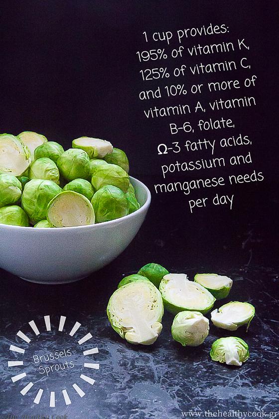 Brussels Sprouts, the miraculous food – Λαχανάκια Βρυξελλών, η θαυματουργή τροφή