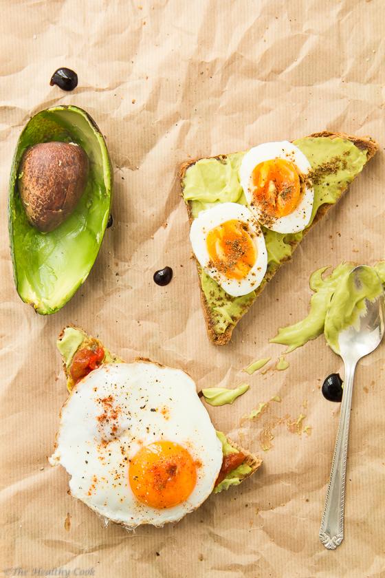 Avocado Toast: 6 Ways – 6 Υγιεινά Σνακ με Αβοκάντο