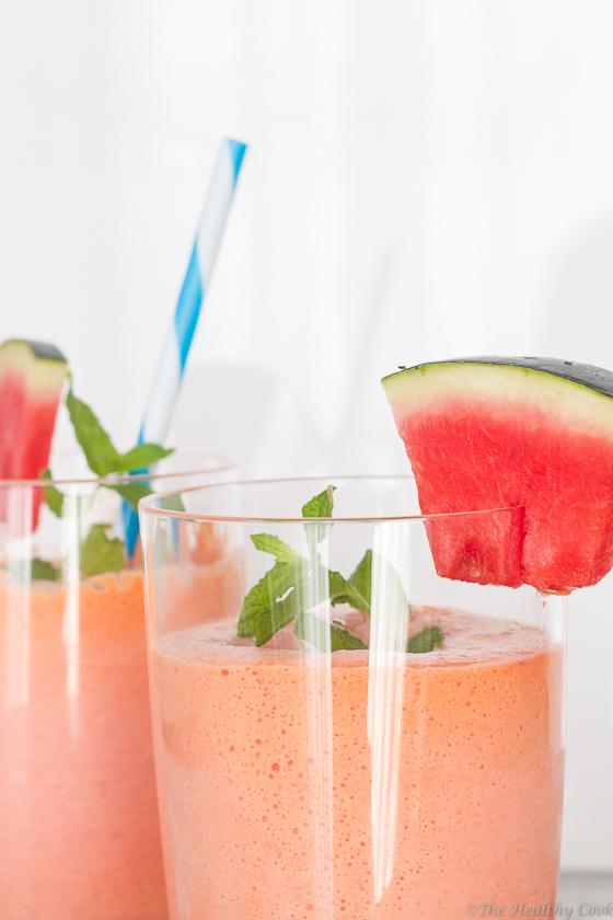 Coconut Watermelon & Lime Juice – Χυμός με Καρπούζι, Καρύδα & Λάιμ