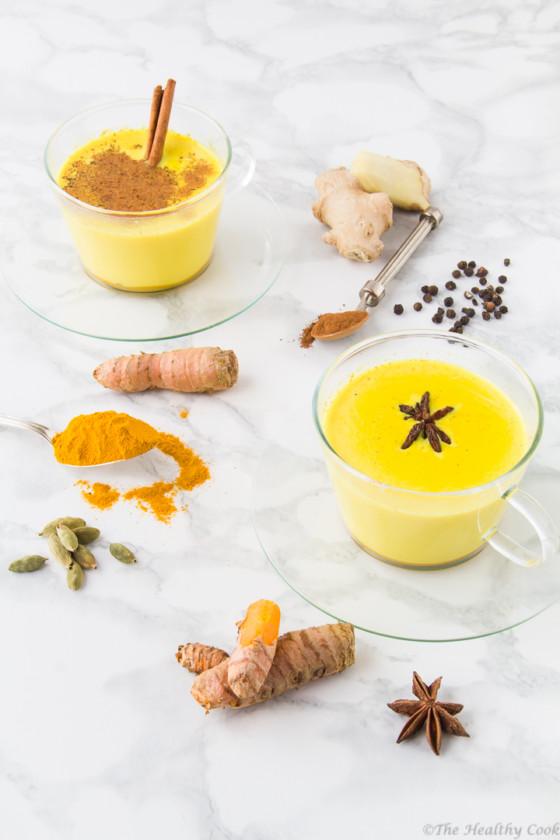 Golden-Milk-natural-remedy – Φυσικό-Γιατρικό-με-Κουρκουμά