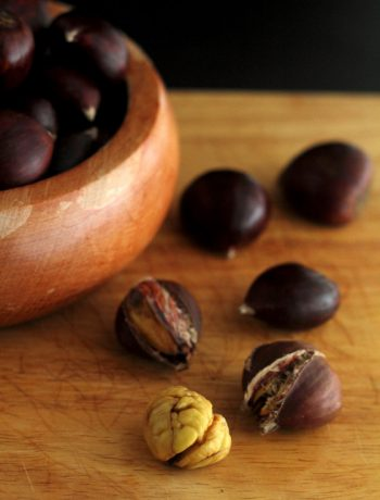 tip#2 The Easiest & Yummiest Chestnuts – Τα πιο Εύκολα & Νόστιμα Κάστανα