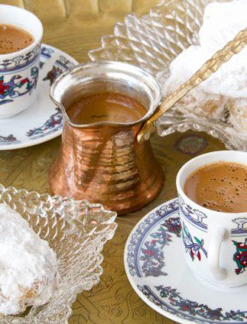 No-butter Greek Almond Crescents (Kourabiedes) – Κουραμπιέδες χωρίς Βούτυρο (νηστίσιμοι)