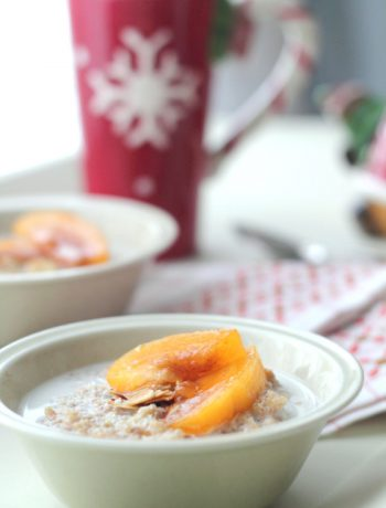 Persimmon & Quinoa Breakfast – Πρωινό με Λωτό και Κινόα