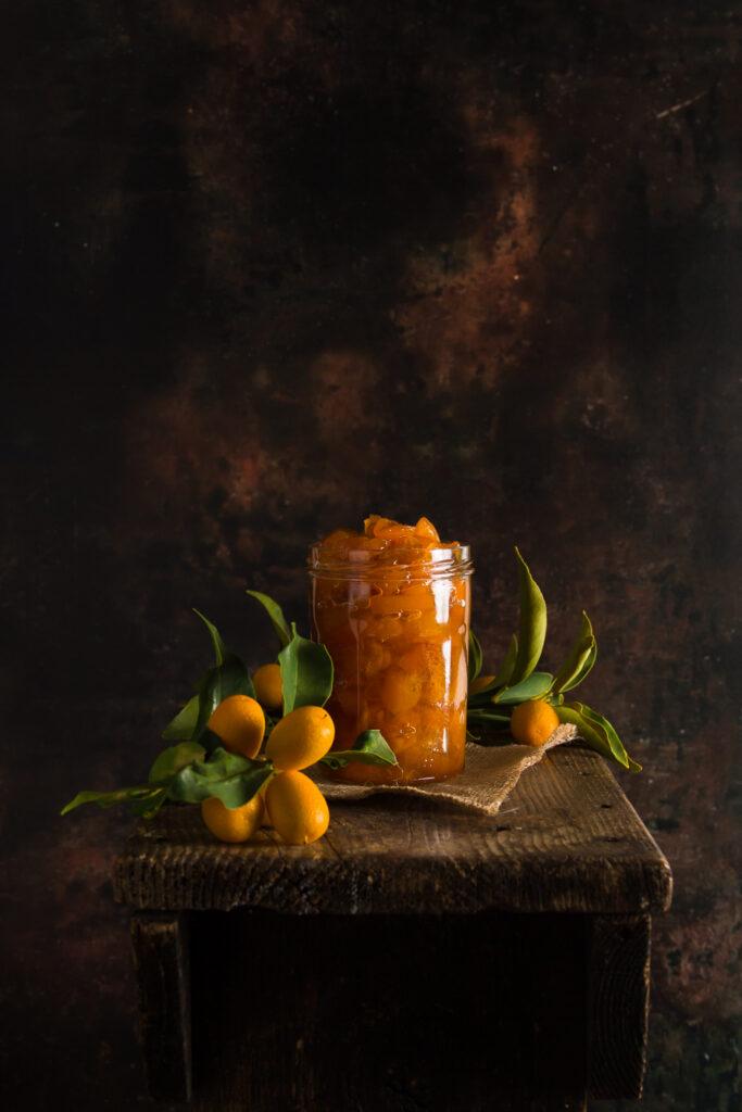 Μαρμελάδα Κουμκουάτ με Μέλι – Kumquat Jam with Honey
